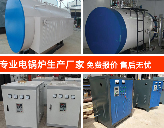 專業電鍋爐生產廠家